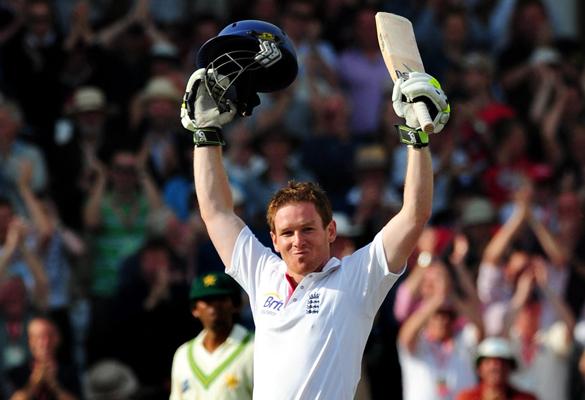 Dubliner Eoin Morgan will captain England against Ireland at a one-day international in Malahide next week.