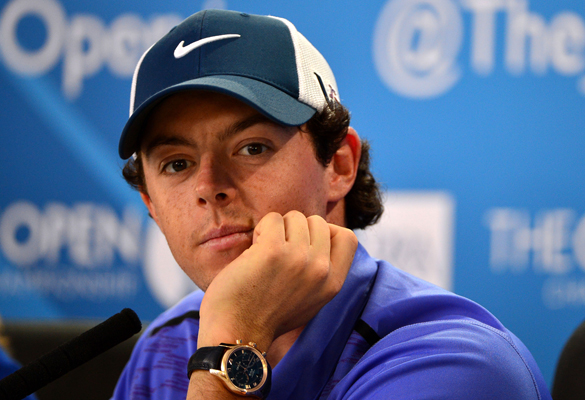 Northern Ireland's Rory McIlroy will be hit with a counter claim when he takes legal action against his former sports agent. (Pic: PA)