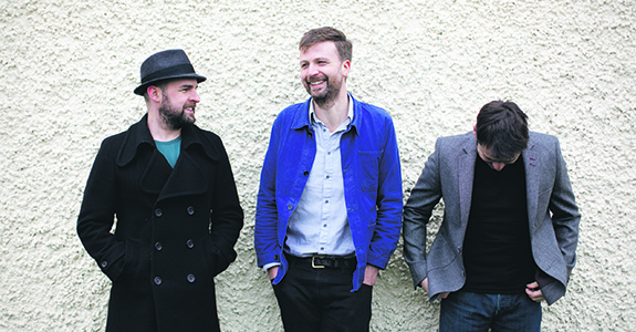 Bell X1 hope to not only impress the Irish expats but also the locals when they tour Down Under in July