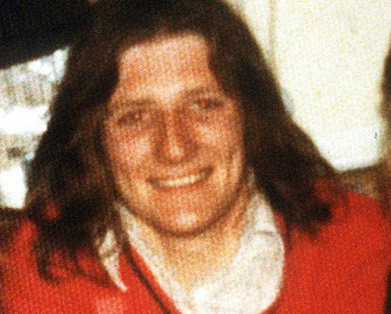IRA hunger striker Bobby Sands who died in 1981.