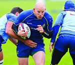 Wallaby skipper Stephen Moore spent his early years in Galway.