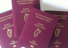 """""""There is something wrong with the system when your Irish passport does not afford you the same rights as non-Irish EU citizens."""""""