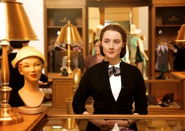 Saoirse Ronan in a scene from Brooklyn, for which she has received an Oscar nomination.