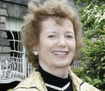 Mary Robinson is in Australia for St Patrick's Day